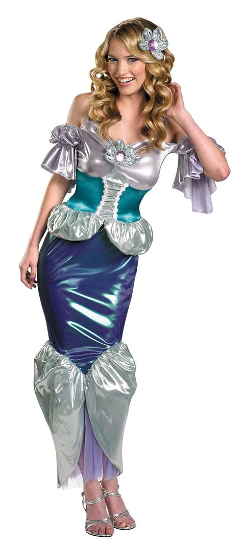shimmer deluxe ariel costume princess costumes disney
