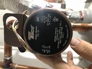 Wiring Taco Relay For Circulator