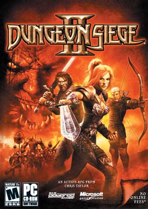 dungeon siege 2 quests dungeon siege ii pc ign
