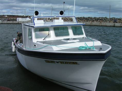 Lobster Boat For Sale Nb by Welcome To Boatbuilding Ltd