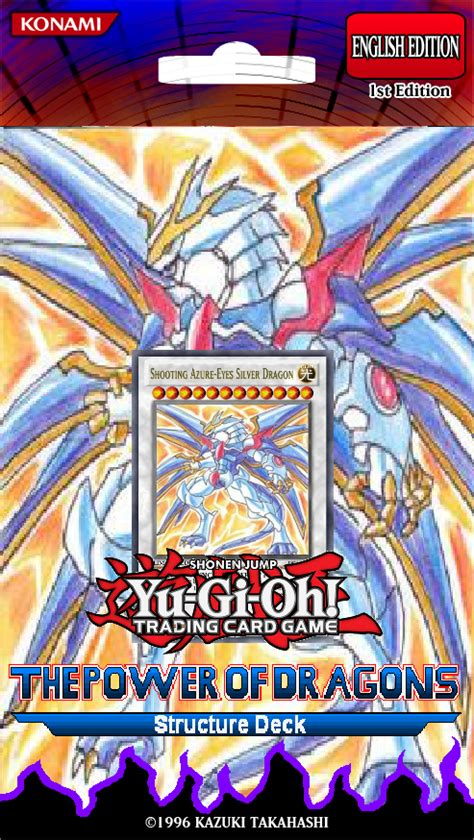 the power of dragons structure deck by yugioh neo99 on deviantart