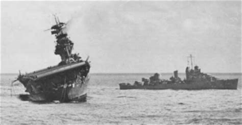 Battle of Midway Aircraft Carriers