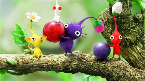 pikmin  rallies  wii  virtual consoles tomorrow