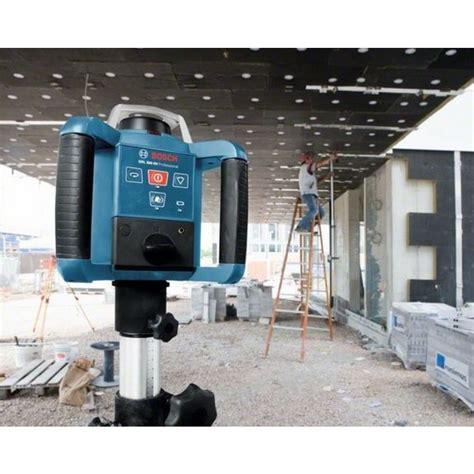 niveau laser rotatif exterieur niveau laser rotatif grl 300 hv pack ext 233 rieur tr 233 pied mire bricozor