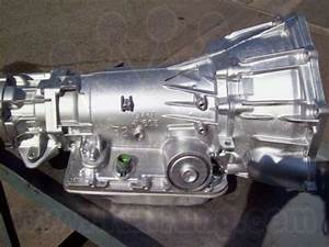 Rebuilt Chevy Transmission