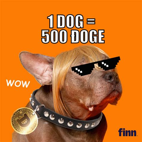 Yes, people can use robinhood for doing so but almost daily new 'crypto' are introduced to the market and i can guarantee you that the majority will have an inevitable death. Pet food brand Finn to boost Dog adoptions 'to the moon ...