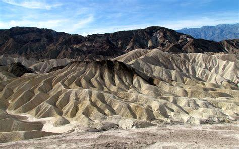 Twenty Mule Team Canyon Death Valley National Park