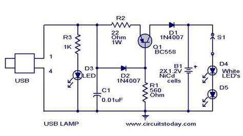 gt circuits gt usb led l circuit using 5 volts l37329