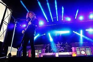 Megadeth Cut Short San Salvador Show After Severe Rainstorm