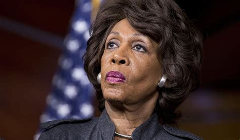 maxine waters rep file capitol calif listens conference feb washington during luther martin jr king would applewhite scott ap
