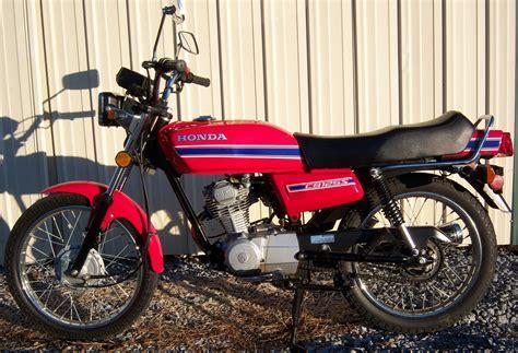 Honda Super Sport Cb125 Motorcycles