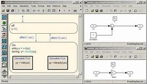 Design Patterns For Integrating Simulink With Stateflow