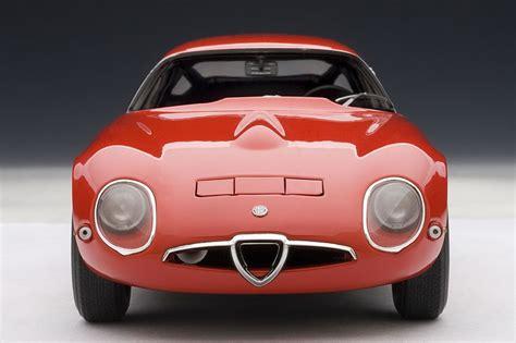 Alfa Romeo Giulia Tz 1963  Die Cast Model  Alfa Gifts