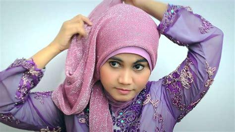 hijab tutorial kebaya moderngraduation day youtube