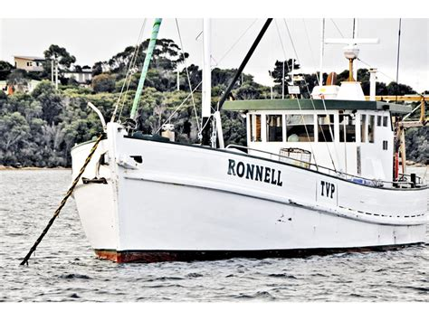 Fishing Boats For Sale Queensland Australia by Custom Timber Cray Boat For Sale Trade Boats Australia