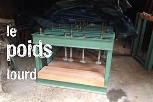 Outillage Pour Le Bois : montage de la presse plaquer outillage pour le bois ~ Dailycaller-alerts.com Idées de Décoration