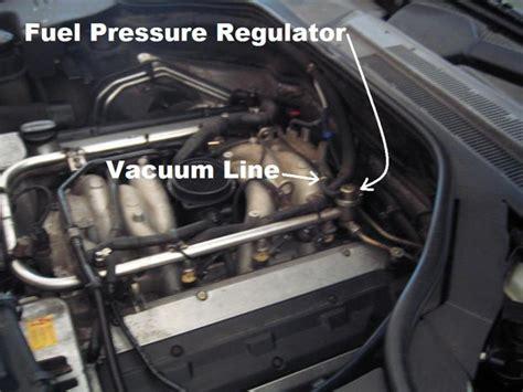photo diy fuel pressure regulator rr  engine