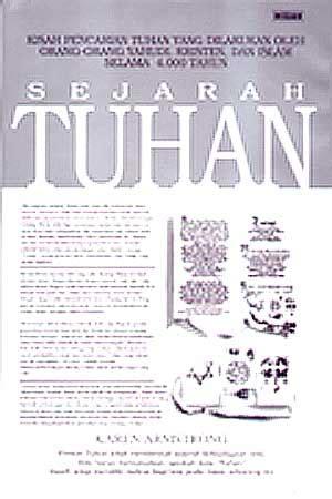 sejarah tuhan liputan islam