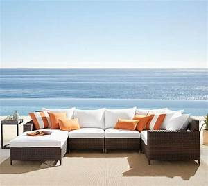 pottery barn outdoor furniture sale 30 off sectionals With outdoor sectional sofa on sale