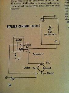 1955 Chevy Starter Wiring Diagram
