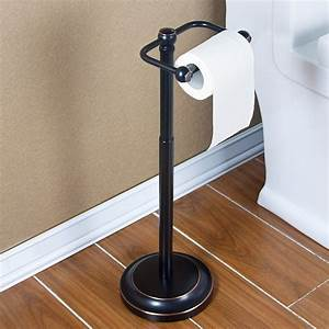 Oil, Rubbed, Bronze, Stainless, Steel, Toilet, Paper, Holder, Firm, Antique, Tissue, Holder, 17, Inch, 25, Inch