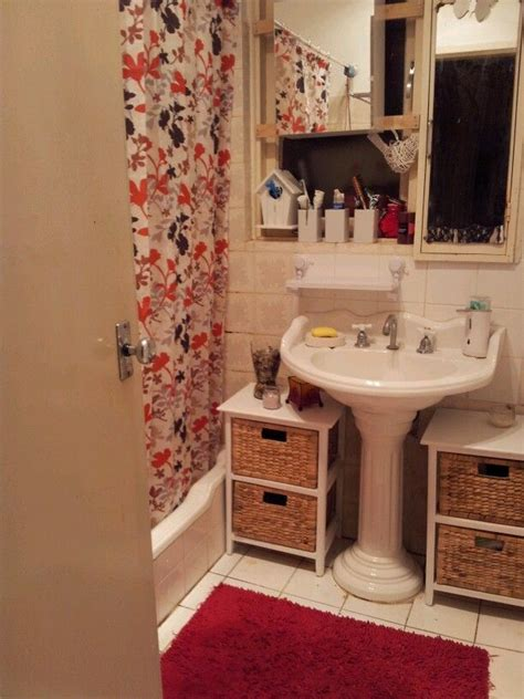 Small Bathroom Sinks With Storage by Small Bathroom Pedestal Sink Storage Bathroom Ideas