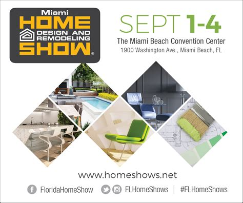 Home Design Remodeling Show by Miami Home Design And Remodeling Show 9 1 17 9 2 17 9 3