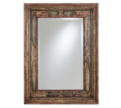 pottery barn mirror santorini painted mirror pottery barn