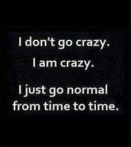 Funny Quotes About Crazy