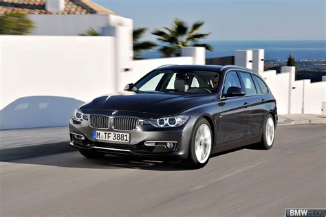 2014 Bmw 335d Xdrive Touring Runs 0 To 62 Mph In 4.9 Seconds