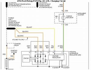 1995 Ford F150 Starter Solenoid Wiring Diagram Pics