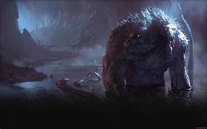 Dungeons Dragons Fantasy Abyss Artwork Backgrounds Desktop