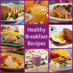 breakfeast recipes 18 healthy breakfast recipes to start your day out right mrfood com