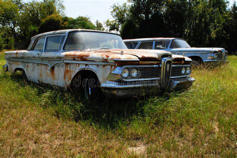 classic rust field cars gebiet klassischer rost ruggine classica automobili campo dem delle nel