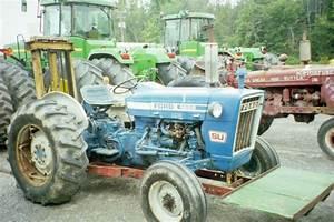 52hp Ford 4600 Su