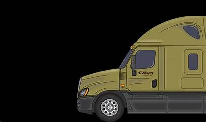 Visibility Low Driving Conditions Tips Semi Truck