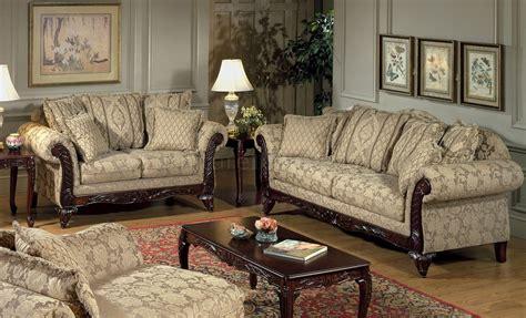 beige clarissa carmel fabric traditional pc sofa