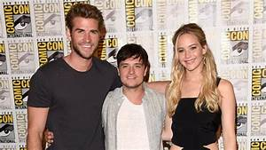 """Jennifer Lawrence, """"Hunger Games"""" cast unveil """"Mockingjay ..."""