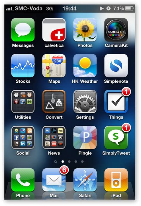 iphone home what s on my iphone home screen vinko s thoughts on