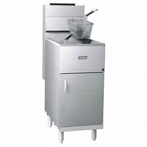 Pitco 40s Frialator Gas Fryer