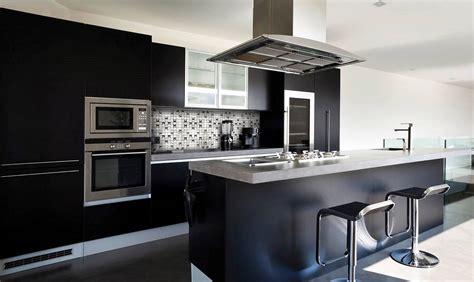 cuisine architecture demeures du nord et pourquoi ne pas oser le noir