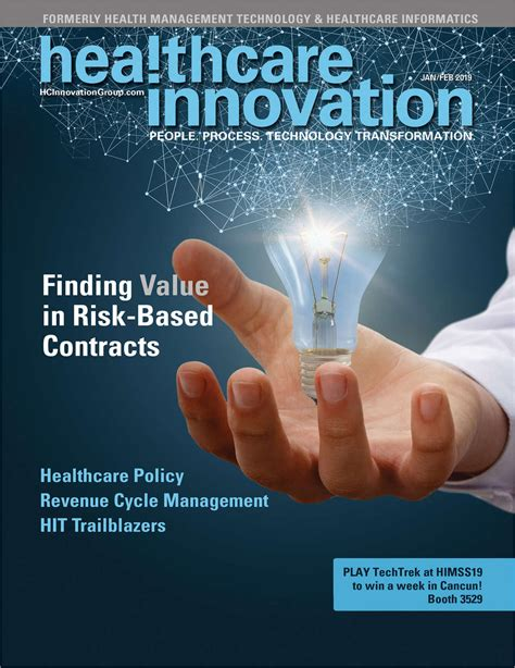 Healthcare Innovation - eBook Software Download for Mac & PC