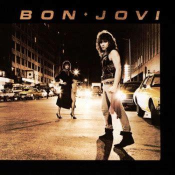 Bon Jovi Anniversary Their Self Titled Debut