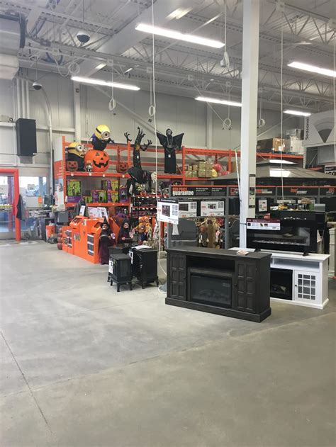 The Home Depot Canada  Opening Hours  2925 Main St Sw