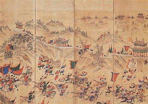 siege korian siege of pyongyang 1593