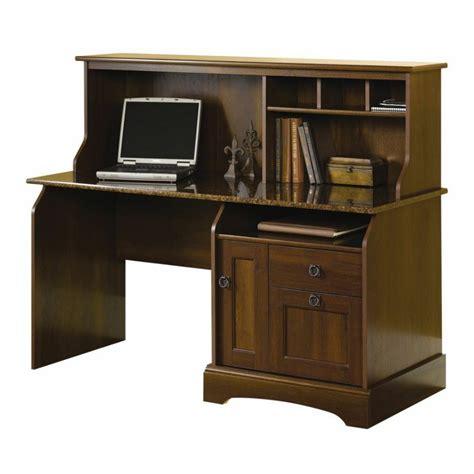 sauder laptop desk sauder 174 graham ridge computer desk with hutch european