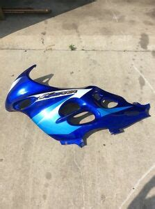Suzuki Katana 600 Fairings by 1998 2006 Suzuki Katana Gsx600 Gsx 600 750 Left Side Mid