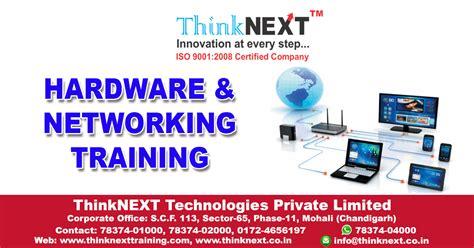 hardware  networking training  chandigarh thinknext