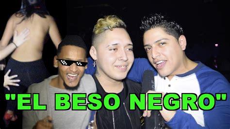 El Beso Negro Aloferchotv Youtube