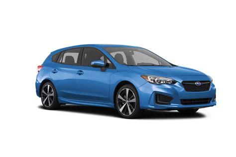 hatchback subaru 2017 all new 2017 subaru impreza bows in new york automobile
